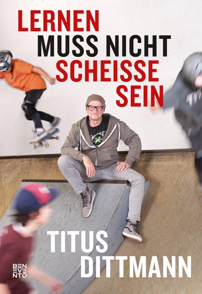 """Titus Dittmann """"Lernen muss nicht scheiße sein"""""""