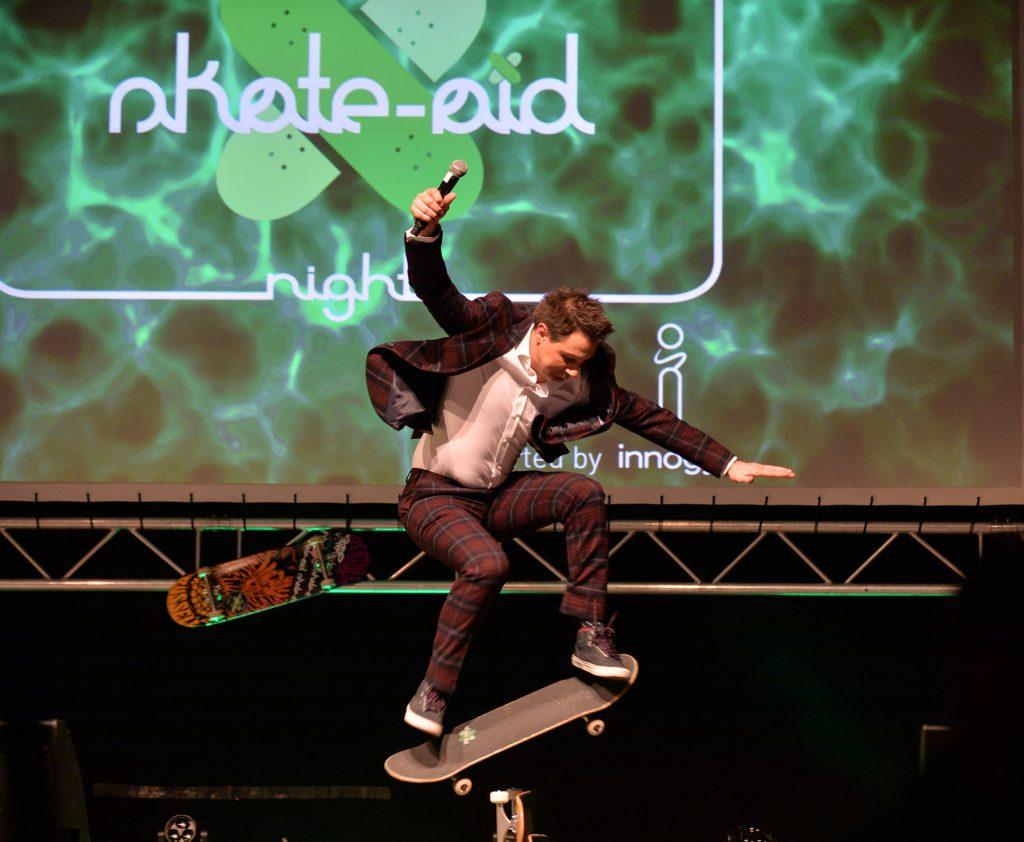 Tolles Bühnenprogramm und ein brillanter André Gatzke (Foto: Andel Goy)