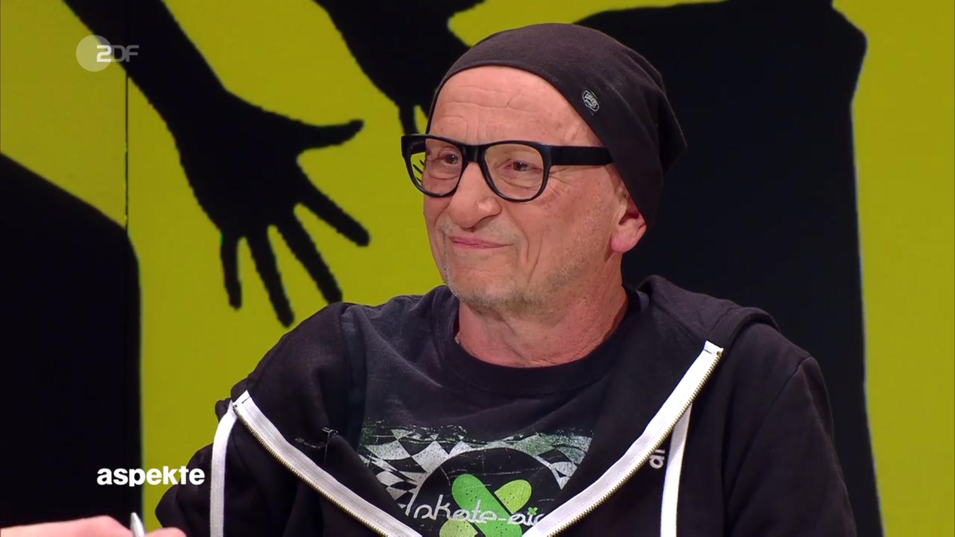 Titus Dittmann bei ZDF aspekte