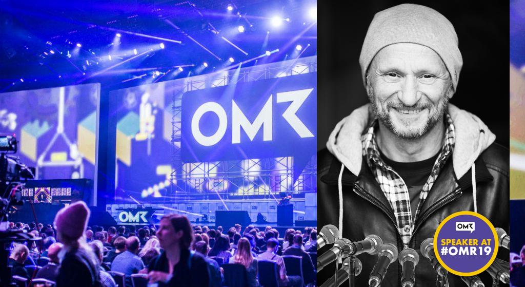 Speaker bei OMR 2019