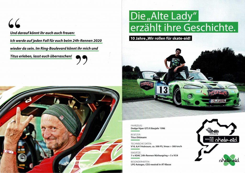 """Die Story der """"Alten Lady"""" Teil 1"""