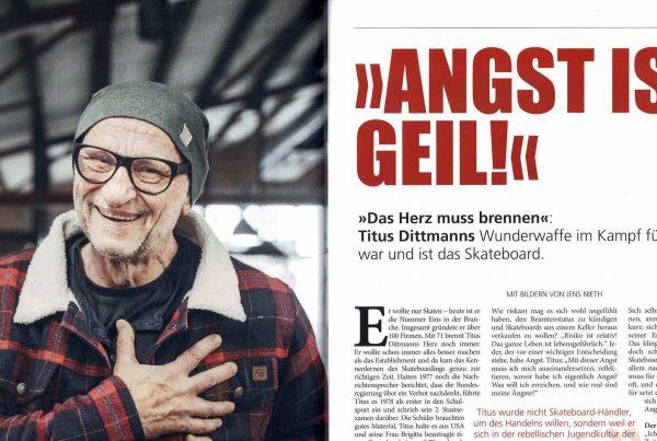 Interview im Erfolg Magazin