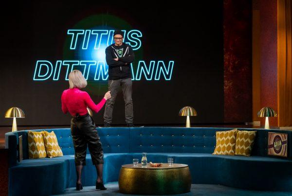 "Zu Gast bei ""Late Night Alter"" (Foto Svea Pietschmann)"